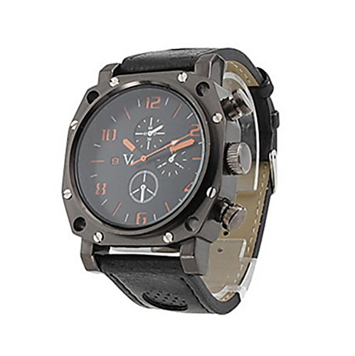 Men'S Sport Watch Army Steam Punk Style