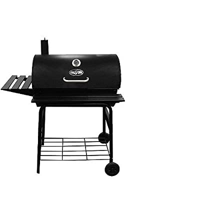 Kingsford GR1031-014984 Barrel Charcoal Grill 30-Inch Smoker Patio Lawn Deck