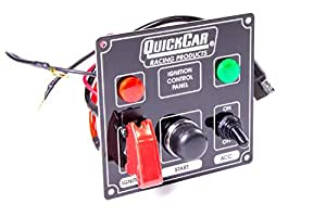 Amazon.com: Quickcar Racing Products 4-5/8 x 4-3/8 in Dash Mount