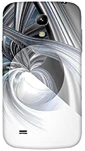 Timpax protective Armor Hard Bumper Back Case Cover. Multicolor printed on 3 Dimensional case with latest & finest graphic design art. Compatible with only Samsung I9190 Galaxy S4 mini. Design No :TDZ-20801