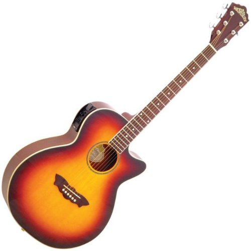 Electric Guitar Price Amazon : washburn ea16 acoustic electric guitar tobacco sunburst b00236oo0q amazon price tracker ~ Hamham.info Haus und Dekorationen