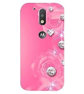 Mental Mind 3D Printed Plastic Back Cover For Motorola 3DMOTOG4-G8036