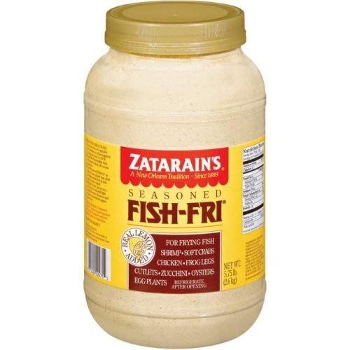 Zatarains breading fish fry crispy 12 oz dealtrend for Fish fry breading