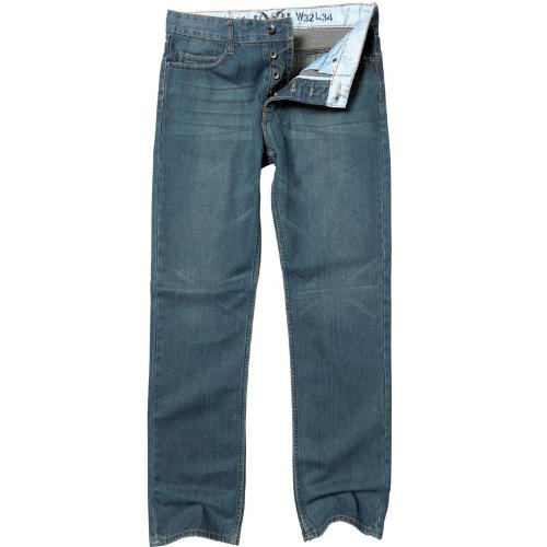 French Connection Mens Jeans Dark Wash