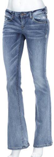 Tom Tailor Denim Women's Jeans Blue Denim 28/34