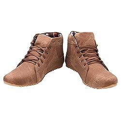 FBT Mens 1636 Beige Casual Shoes - 7
