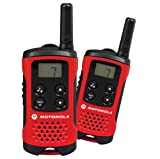 Motorola Paire de talkies walkies Motorola T40 port�e en champs libre 4km Rouge