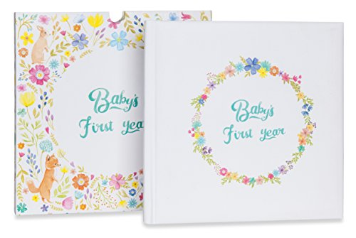 baby-memory-book-by-petite-pro-1st-3-years-record-book-in-gift-box-with-a-bonus