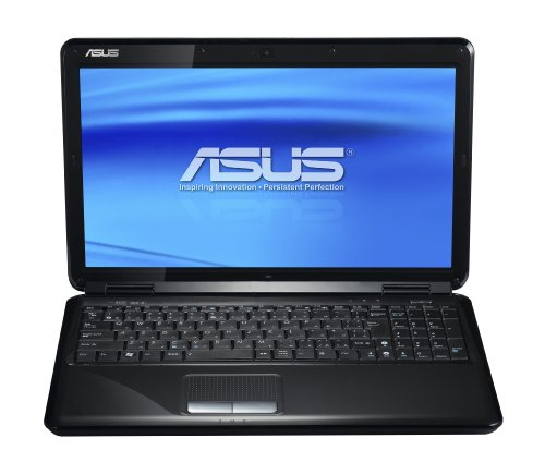 ASUS K61IC-A1 16-Inch Black Versatile Entertainment Laptop (Windows 7 Home Premium)
