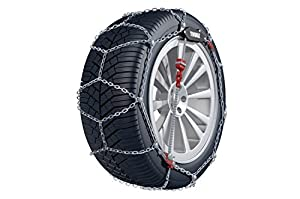 Thule 9mm CG9 Premium Passenger Car Snow Chain, Size 090 (Sold in pairs)