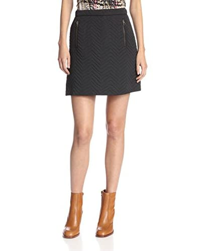 See by Chloé Women's Quilted Skirt