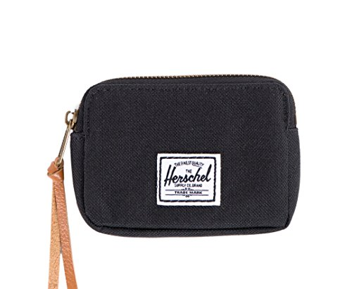 [ハーシェルサプライ] Herschel Supply Oxford Pouch 10052-00001-OS Black (Black)
