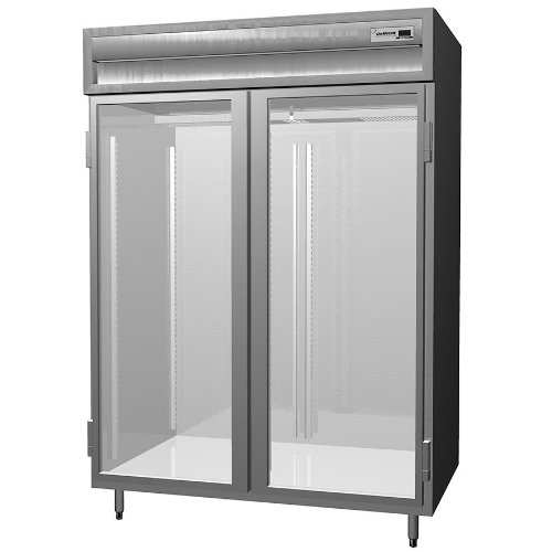 Glass Door Refrigerator Freezer For Home