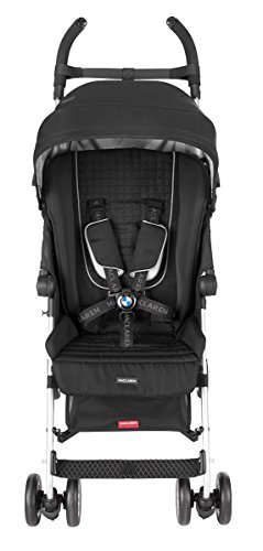 Maclaren BMW Buggy Stroller, Black
