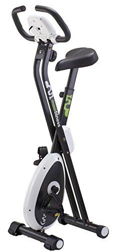 JK Fitness MF610 X-Compact Magnetico, Nero