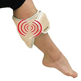Leg-o-sage Pulsating Massager - Improve Circulation & Reduce Risk of DVT with This Portable Leg Massager