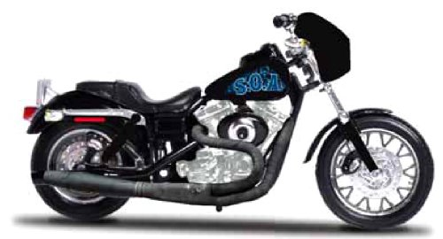 "Sons of Anarchy: Harley-Davidson Dyna Harry ""Opie"" Winston"