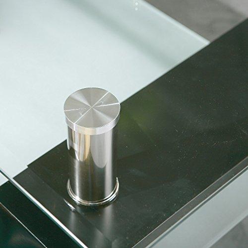 Wohnzimmertisch glas schwarz com forafrica for Wohnzimmertisch glas