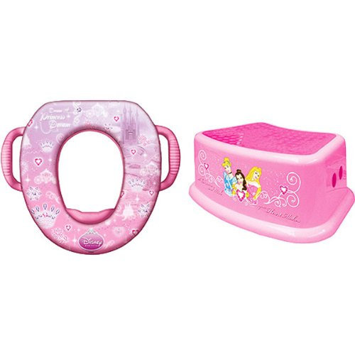 Disney Princess Potty Training Kit #1