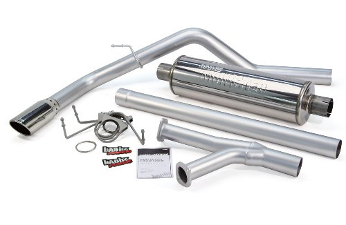 Banks Power 48140 Monster Cat-Back Exhaust System;