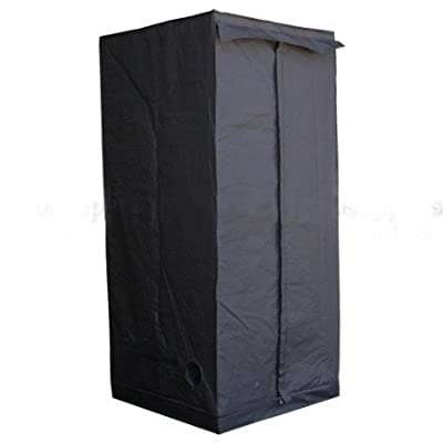 MarsLG Hydroponic Mylar Grow Tent 3'x3' Non-Toxic Hydro Cabinet,MARS363678