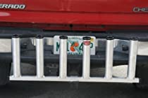 Receiver Hitch 6 Fishing Rod Holder