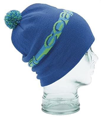 Switch Youth Beanie - - ROYAL BLUE