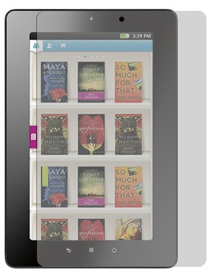 Skinomi DryTech - Dry-Install Screen Protector Shield for Kobo Vox 7quot Color Touchscreen Wi-Fi eReader Lifetime Warranty on sale