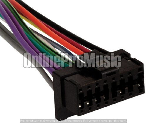 Absolute PIO16-PR2X8 Pioneer Receiver Harness (Deh P690ub compare prices)
