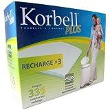 Korbell Plus Nappy Bin Liner 26L