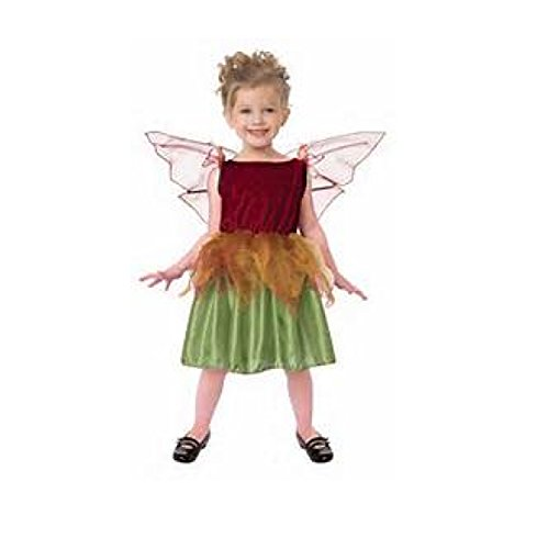 Autumn Fairy Costume Toddler 2-4