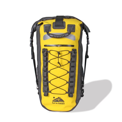 The Mariner Dry Bag Backpack - Yellow