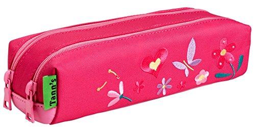 Tann' s-Astuccio doppio Collector Girl Flowers ROSE taglia unica
