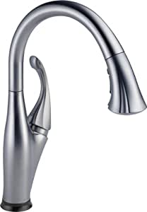 Delta Faucet 9192T-AR-DST Addison Single Handle Pull-Down