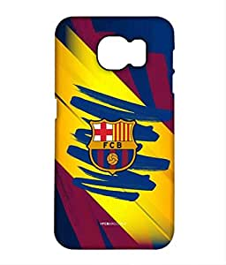 FCB COLOUR STROKES Phone Cover for Samsung S7 by Block Print Company