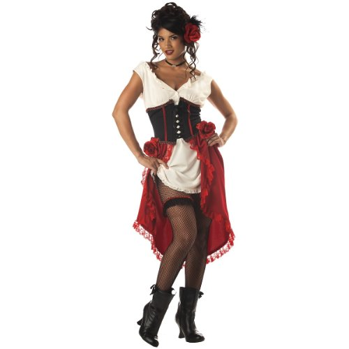 Cantina Gal Costume - Medium - Dress Size 8-10