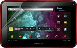 XtremeGUARD© Visual Land PRESTIGE 7 INTERNET TABLET Screen Protector (Ultra CLEAR)