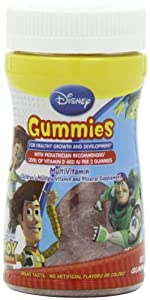 Disney Toy Story Gummies, 60 Count