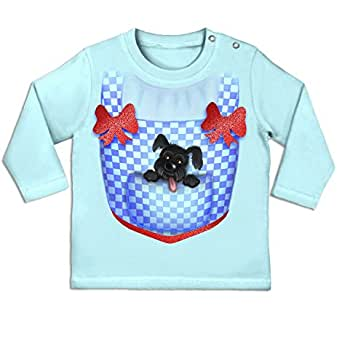 Dorothy Costume Long Sleeve Baby T-shirt