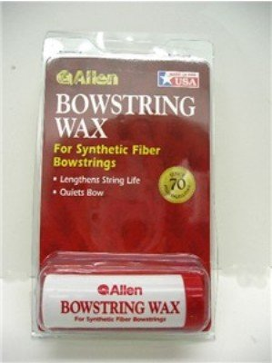 Allen Company Bow String Wax