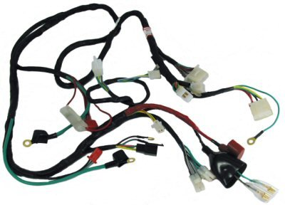 GY6 Scooter Wire Harness (Jaguar Harness compare prices)
