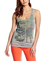 7 For All Mankind Top Rower (Gris Jaspeado)