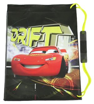 Trade Mark Collections Disney Cars Drifting Evolution Swim Bag