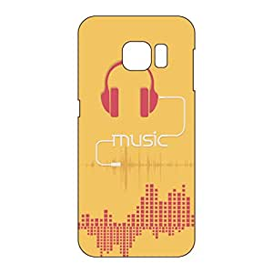 OVERSHADOW DESIGNER PRINTED BACK CASE COVER FOR SAMSUNG S6 EDGE