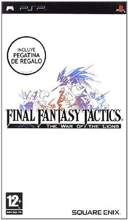Final Fantasy Tactics: War of the Lions