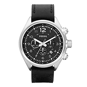 Amazon.com: Fossil Unisex CH2801 Stainless Steel Analog