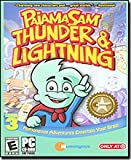 Pajama Sam 2 Thunder and Lightning Arent So Frightening