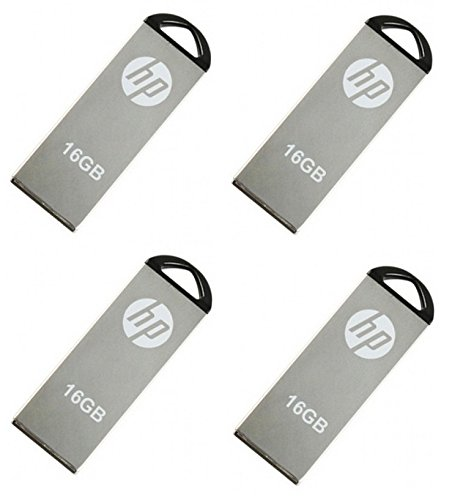 HP-V220W-16GB-USB-20-Pen-Drive-Pack-Of-4-Pcs-Only-From-MP-Enterprises
