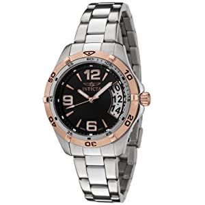 Invicta Women's 0090 II Collection Sport Day Stainless Steel Watch