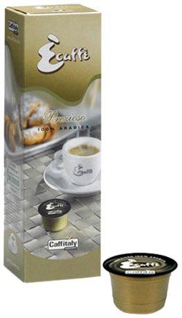 Caffitaly Ecaffe Presioso Dualit Gaggia x 80 Capsules